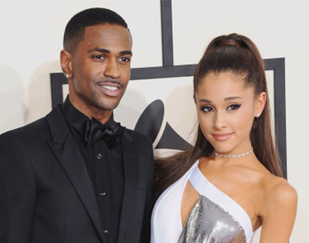 ariana grande big sean en couple