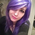 This Girl's Purple Hair Is The New #TheDress. Minds. Blown...