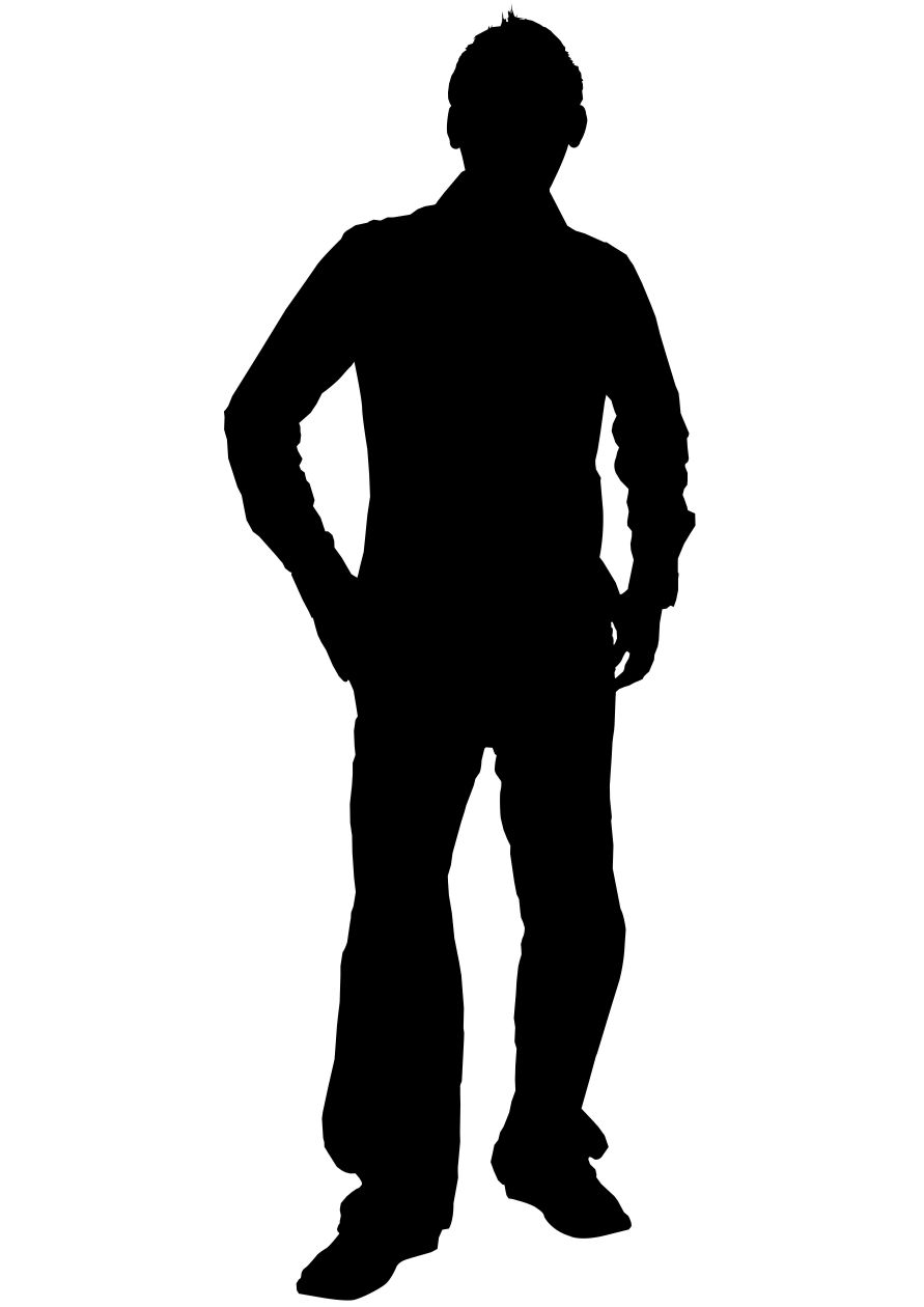 Shadow Of A Person Standing | www.pixshark.com - Images ...