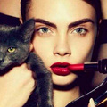 Cara Delevingne's Best Shoots… With Animals