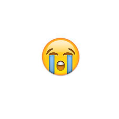 love cry emoji